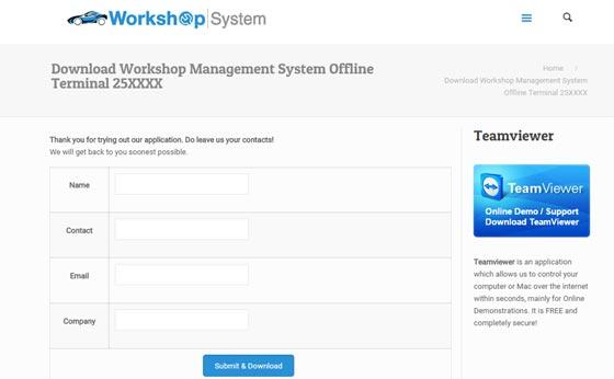 Workshop System Guide