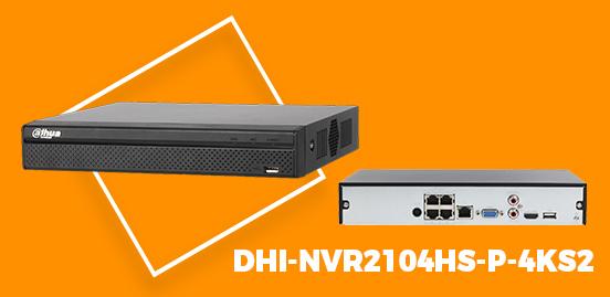 DHI-NVR2104HS-P-4KS2-NVR2